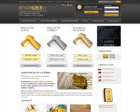 Bessergold.cz