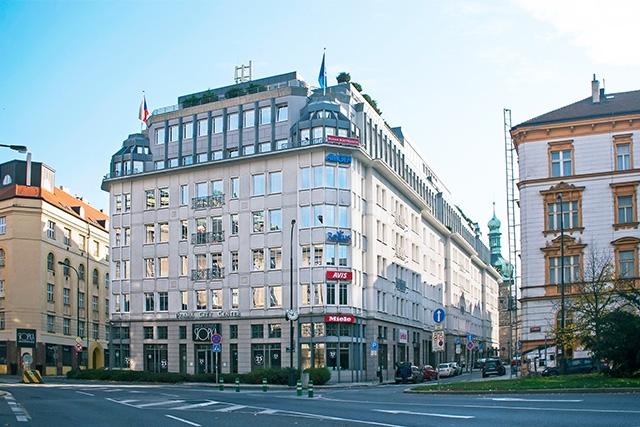 Praha City Center budova